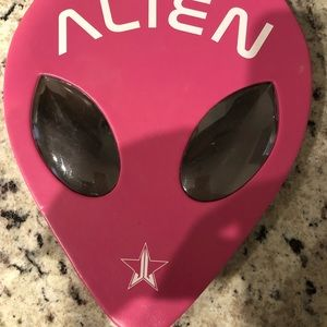 Authentic Jeffree Star Cosmetics Alien Palette